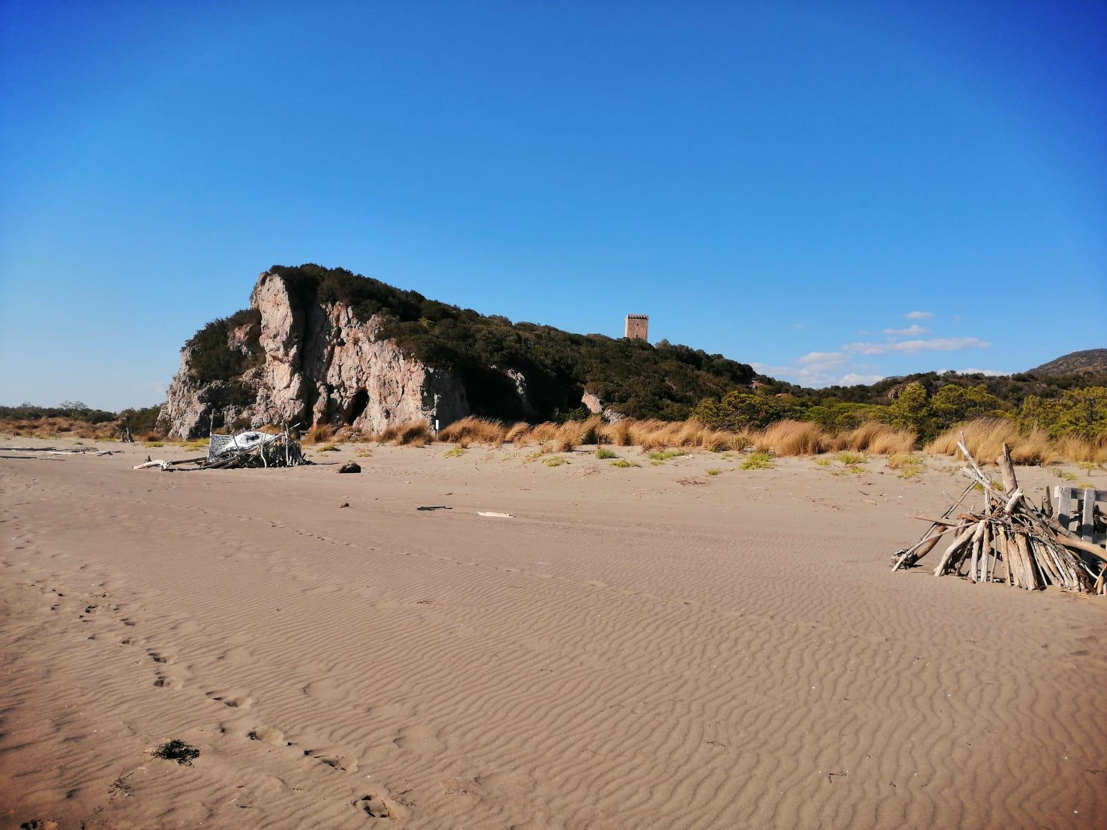 spiaggia di collelungo ad alberese