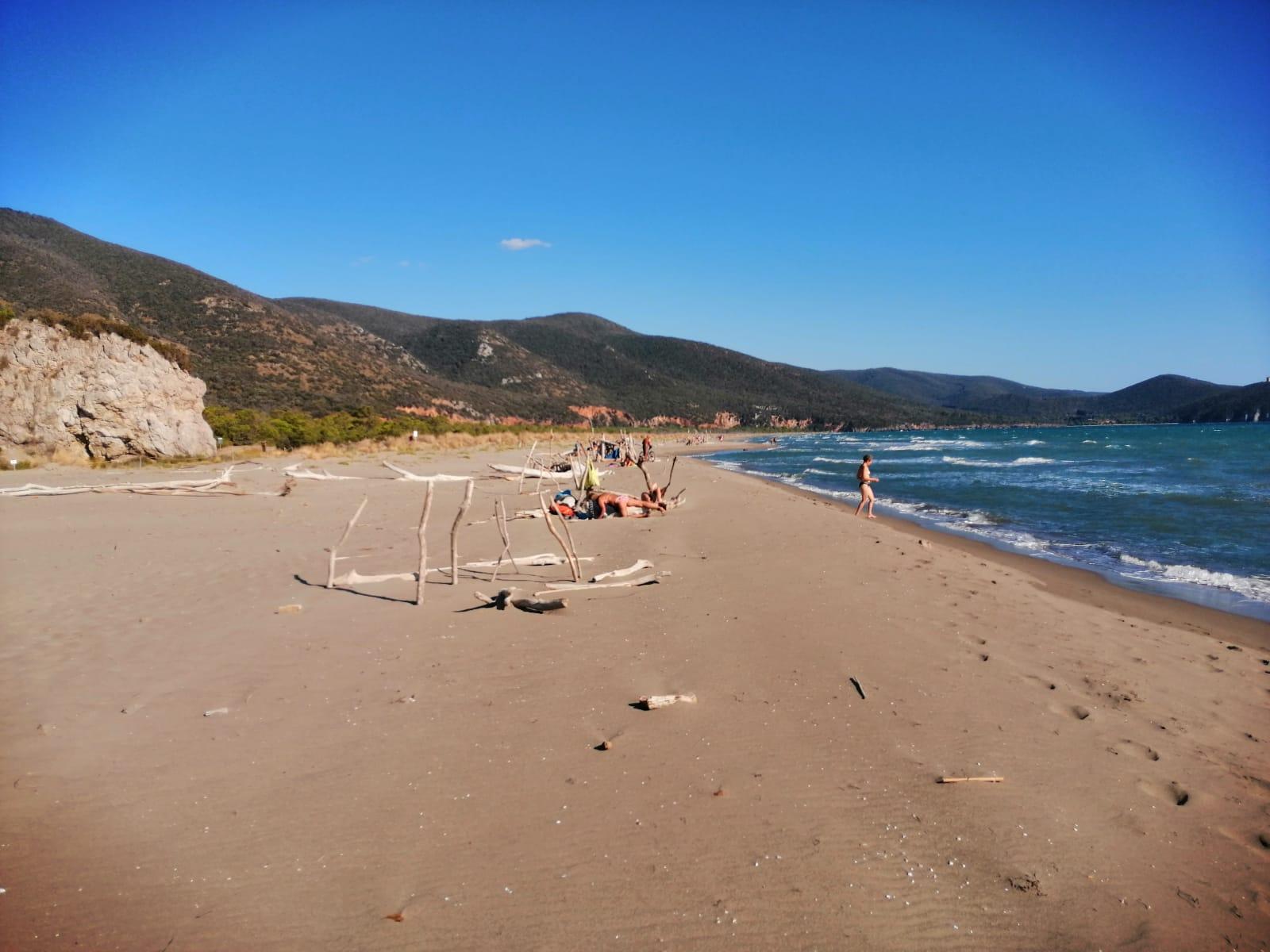 spiaggia di collelungo alberese